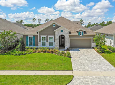 Ponte Vedra Single Family Home For Sale: 158 Valley Grove Dr