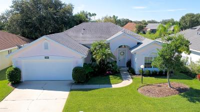 Single Family Home For Sale: 768 Captains Dr