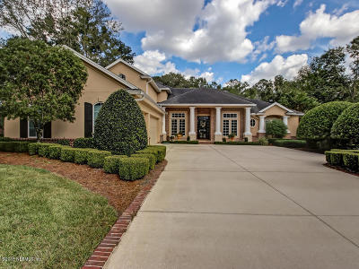 Jacksonville Single Family Home For Sale: 4467 Swilcan Bridge Ln N