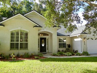 Jacksonville, St Johns Single Family Home For Sale: 432 N Buck Board Dr