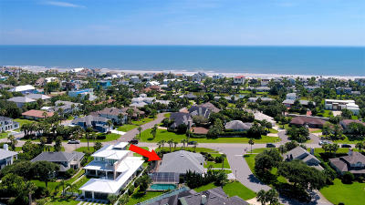 Jacksonville Beach Single Family Home For Sale: 3810 Ponte Vedra Ct