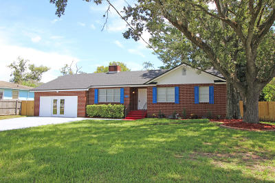 Duval County Single Family Home For Sale: 9163 Parker Ave