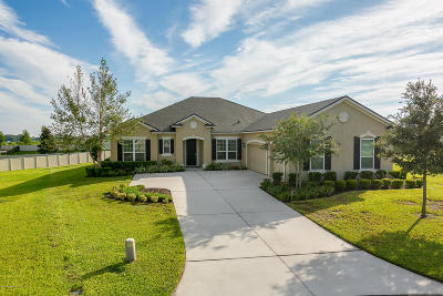 Green Cove Springs Single Family Home For Sale: 3133 Hidden Meadows Ct