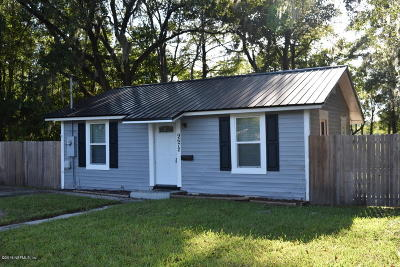Duval County Single Family Home For Sale: 9672 Sibbald Rd