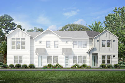 Jacksonville Townhouse For Sale: 11454 White Cap Ct