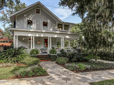 Single Family Home For Sale: 2967 Riverside Ave