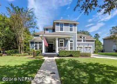 St Augustine FL Single Family Home For Sale: $545,000