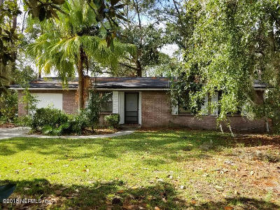 Duval County Single Family Home For Sale: 5920 Creed Ct