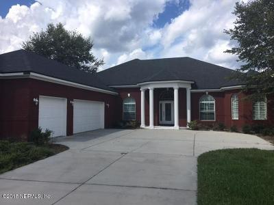 Jacksonville Single Family Home For Sale: 11198 Saddle Club Dr