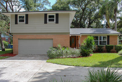 Duval County Single Family Home For Sale: 4431 Fulton Rd