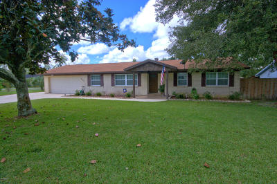 Clay County Single Family Home For Sale: 3506 Fortuna Dr