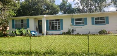 Jacksonville Single Family Home For Sale: 1615 Friar Rd