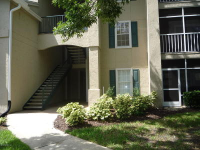 St. Johns County Rental For Rent: 600 Ironwood Dr #614
