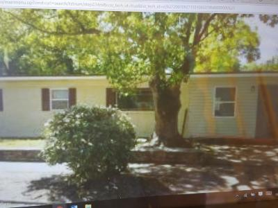 Jacksonville Single Family Home For Sale: 2380 Orchard St