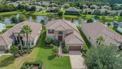 Ponte Vedra Single Family Home For Sale: 116 Thicket Creek Trl