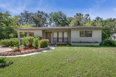 Duval County Single Family Home For Sale: 4004 Sierra Madre Dr S