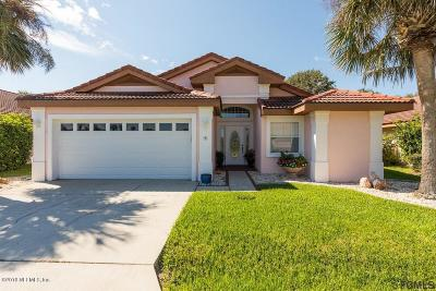 Flagler County Single Family Home For Sale: 4 San Rafael Ct