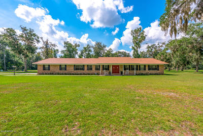 Single Family Home For Sale: 17525 Eagle Bend Blvd