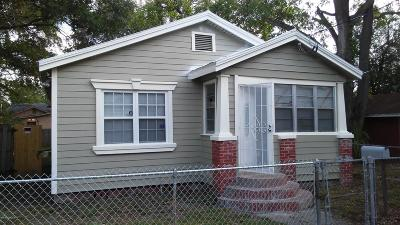 Duval County Single Family Home For Sale: 1317 W 18th St