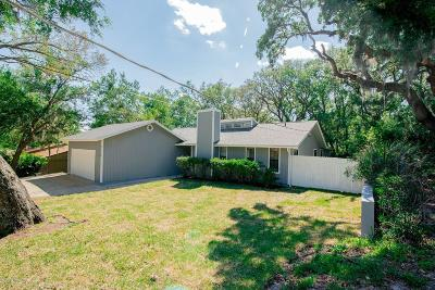 Jacksonville Single Family Home For Sale: 2172 Spanish Bluff Dr