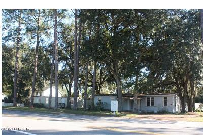Clay County Multi Family Home For Sale: 1149 Idlewild Ave