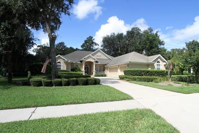 Duval County Single Family Home For Sale: 1632 Dover Hill Dr
