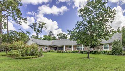 Duval County Single Family Home For Sale: 8265 Hunters Grove Rd
