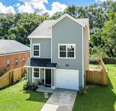 Jacksonville Single Family Home For Sale: 5764 Harris Ave
