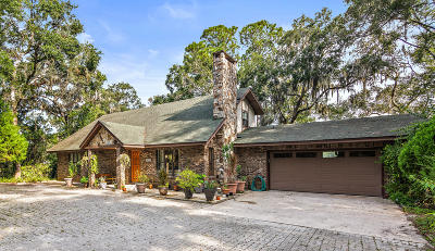 St Augustine Single Family Home For Sale: 620 Wildwood Dr
