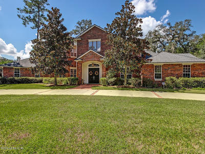 Clay County Single Family Home For Sale: 796 Cherry Grove Rd