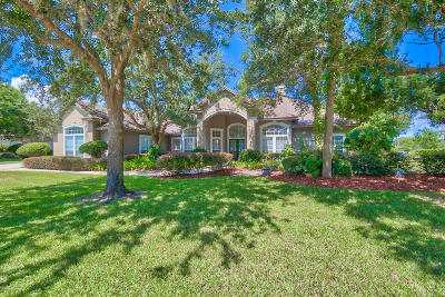 Ponte Vedra Single Family Home For Sale: 445 S Lakewood Run Dr