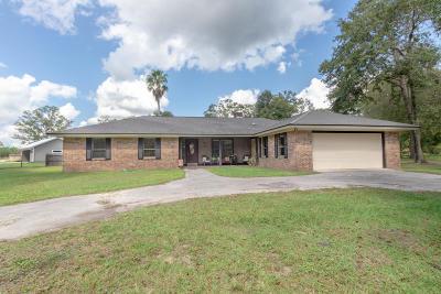 Starke Single Family Home For Sale: 15560 NE 16th Ave