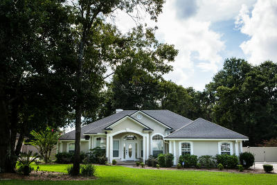 Jacksonville Single Family Home For Sale: 10812 Peaceful Harbor Dr