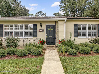Duval County Single Family Home For Sale: 4278 Rapallo Rd