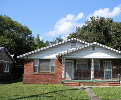 Duval County Single Family Home For Sale: 1335 W 12th St