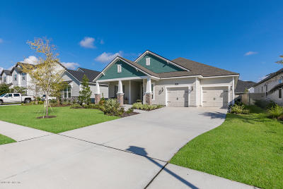Ponte Vedra Single Family Home For Sale: 111 Bucktail Ave