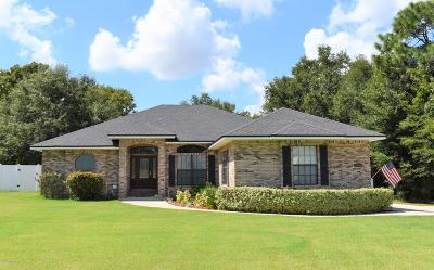 Jacksonville Single Family Home For Sale: 10844 Peaceful Harbor Dr