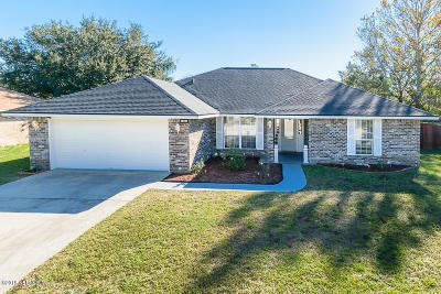 Duval County Single Family Home For Sale: 5348 Vivera Ln