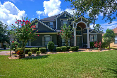 Jacksonville FL Single Family Home For Sale: $455,500