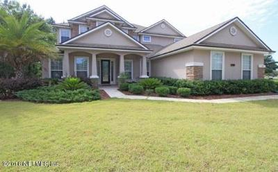 Clay County Single Family Home For Sale: 1846 Wild Dunes Cir