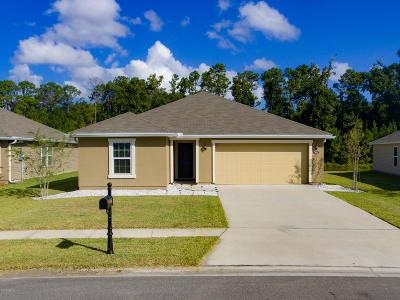 Jacksonville Single Family Home For Sale: 7695 Fanning Dr