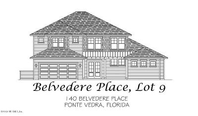 Residential Lots & Land For Sale: 140 Belvedere Pl