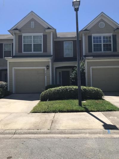 Duval County Townhouse For Sale: 7148 Stonelion Cir