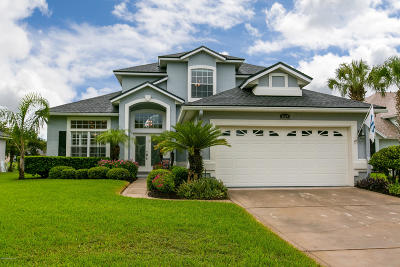 Jacksonville Beach Single Family Home For Sale: 3524 Bay Island Cir