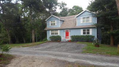 St Augustine Single Family Home For Sale: 451 Wildwood Dr