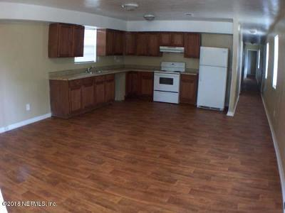 Duval County Single Family Home For Sale: 2026 W 13th St