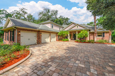 Duval County Single Family Home For Sale: 1400 Aiken Ave