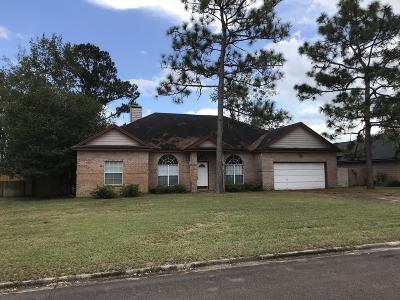 Jacksonville Single Family Home For Sale: 8914 Camshire Dr