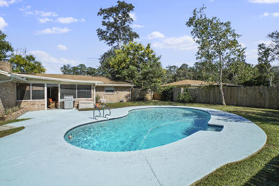 Orange Park Single Family Home For Sale: 2850 Greenridge Rd