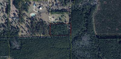 Glen St. Mary FL Residential Lots & Land For Sale: $34,500